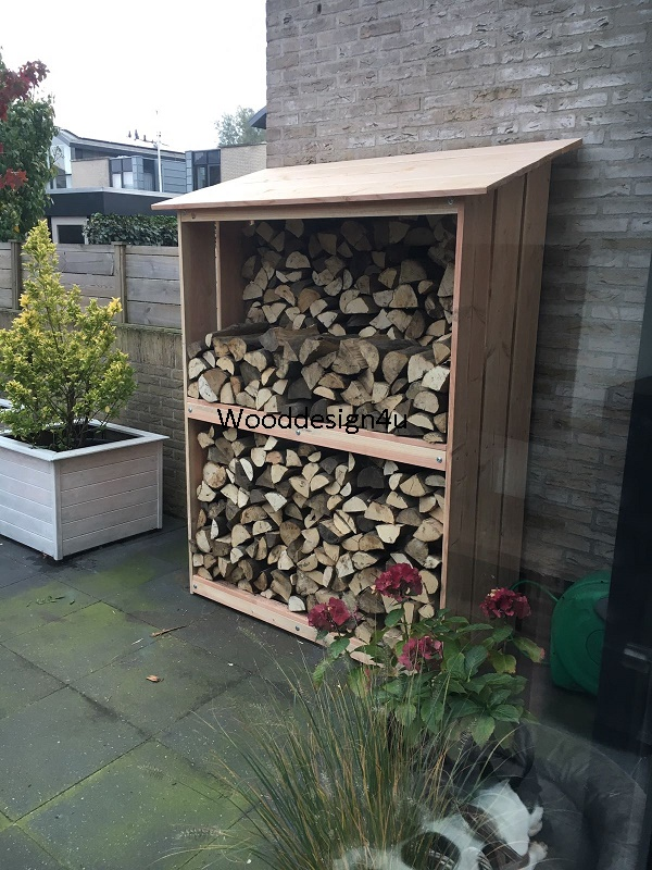 Ongekend Haardhout opslag - Wooddesign4u is gespecialiseerd in NB-17