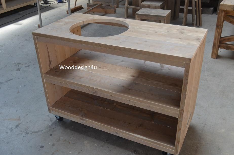 Houten Buiten Keuken : Douglas houten buitenkeuken xxxl